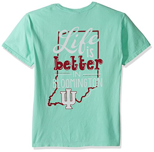 NCAA Life Is Better Comfort Color Short Sleeve T-Shirt