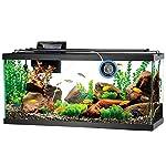 POPETPOP LCD Digital Aquarium Thermometer High Precision Digital Fish Tank Thermometer for Aquarium/Pond/Reptile Turtles Habitats (Blue) 17