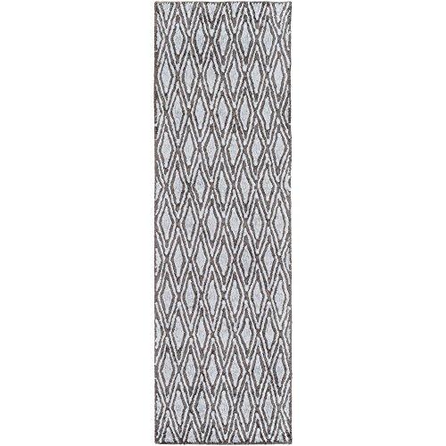 Surya QTZ5011-268 Quartz Area Rug, 2' 6