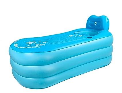 Vasca Da Bagno Plastica Portatile : Folding tub home mall plastica portatile gonfiabile pieghevole del