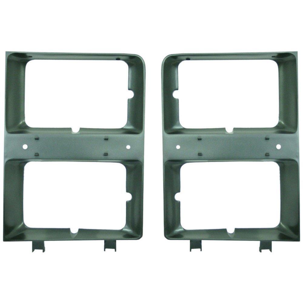 Evan-Fischer EVA18972056873 Headlight Door for Chevrolet C20 83-84 RH and LH