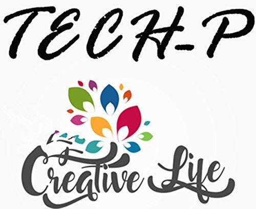 TECH-P Life Size Hand Press Album Paper Punch,card Scrapbooking Engraving Cut DIY Handmade Puncher,Paper Punch.