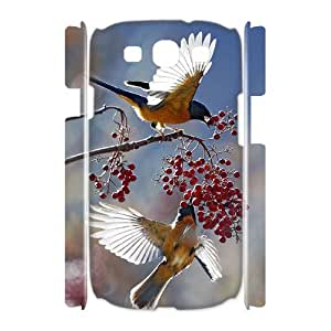 PCSTORE Phone Case Of Hummingbird For Samsung Galaxy S3 I9300
