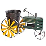 Miles Kimball Metal Tractor Windmill Planter by Fox River CreationsTM