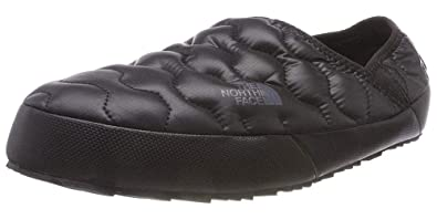 e287de36a3 The North Face Thermoball Traction Iv, Mules Homme, Noir (Shiny TNF Black/