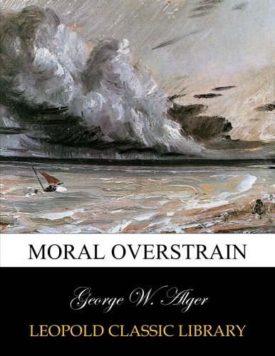 Download Moral overstrain pdf