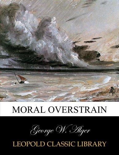 Download Moral overstrain Text fb2 ebook