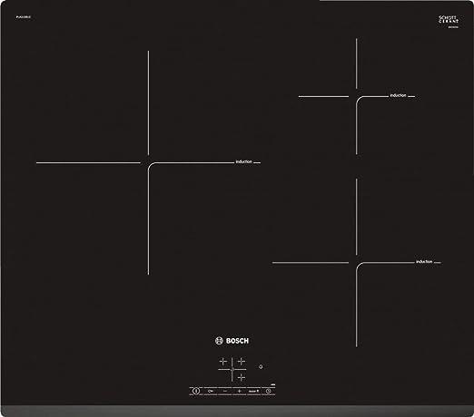 Bosch pij631bb1e placa de cocina inducción: 280.72: Amazon ...