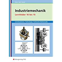 Metalltechnik, Industriemechanik, Zerspanungsmechanik: Industriemechanik Lernsituationen, Technologie, Technische Mathematik: Lernfelder 10-15: Lernsituationen
