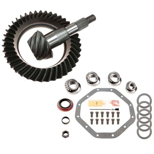 FITS CHRYSLER//DODGE 9.25 3.55 RING AND PINION /& MASTER BEARING INSTALL KIT