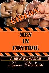 MEN IN CONTROL: Gideon (A BBW Law Enforcement Romance) (3 Girls and An Orgasm Book 4)