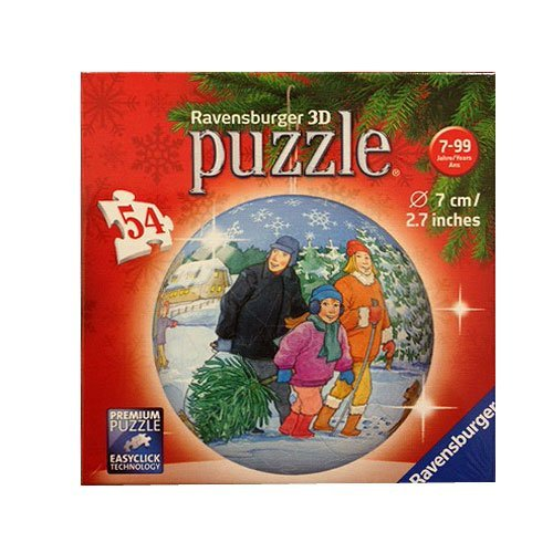 Christmas Collection 2012 Puzzle Ball - Family by Ravensburger