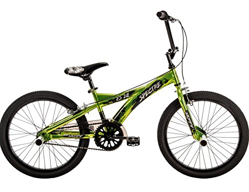 20″ Huffy Spectre Boys' BMX Bike, Green