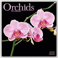 Garden Calendar - Flower Calendar - Orchids Calendar - Calendars 2016 - 2017 Wall Calendars - Orchids 16 Month Wall Calendar by Avonside
