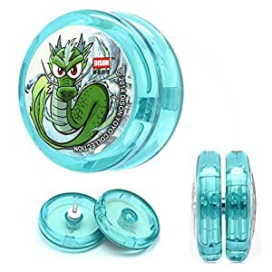 Annong New Magic Reflex Auto Return Yo-Yo Plastic Professional Yoyo Yoyo Toy Diameter 2.28