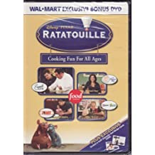 Ratatouille - Cooking Fun For All Ages DVD Includes: Emeril Live, Rachael Ray, Alton Brown Good Eats