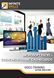 Microsoft Excel - Creating Dynamic Dashboards [Online Code]