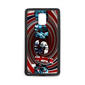 Oasis Samsung Galaxy Note 4 Cell Phone Case Black JN7C4574