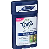 Cheap Tom's of Maine For Men Deep Forest Deodorant 2.25 oz (Packs of 6)