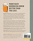 Kombucha Crafter's Logbook: A Journal to Track and