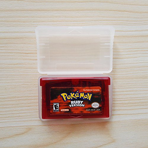 Pokemon Game Card Gift for Child Advance for Nintendo NDS/NDSL/GBC/GBM/GBA/SP (Legend Pokemon Cards To Buy)