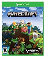 Minecraft Explorer's Pack Twister Parent