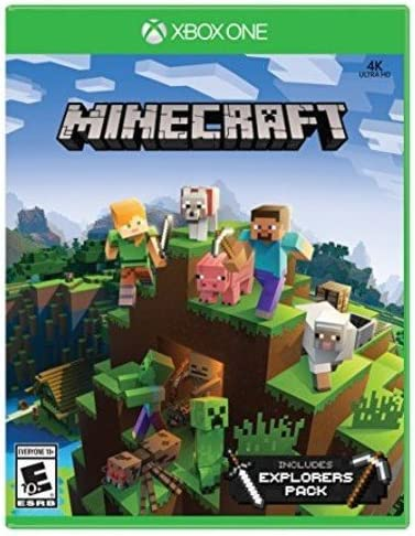 Minecraft Explorer's Pack – Xbox One by By          Microsoft
