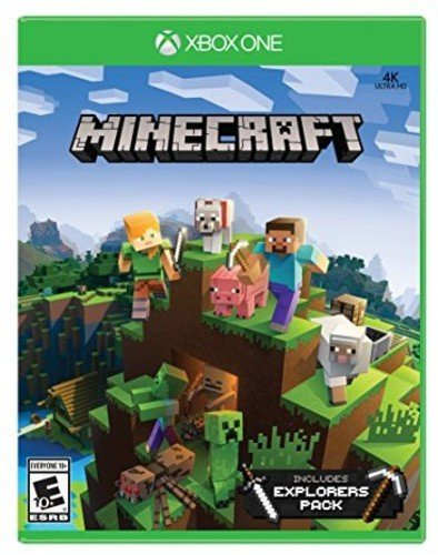 Minecraft Explorer's Pack – Xbox One by Microsoft