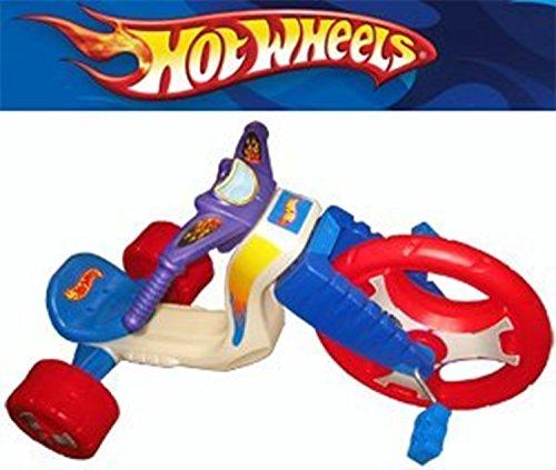 """The Original Big Wheel """"HOT WHEELS"""" Trike Limited Edition Ride-on -  J. Lloyd International"""