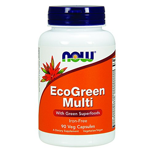 NOW Eco green Multi Veg Capsules product image