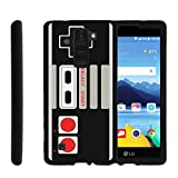 Cheap MINITURTLE Case Compatible w/ [LG K8 V from Verizon Slim Case, VS500][Snap Shell] Hard Plastic Slim Fitted Snap on case w/ Unique Designs Game Controller