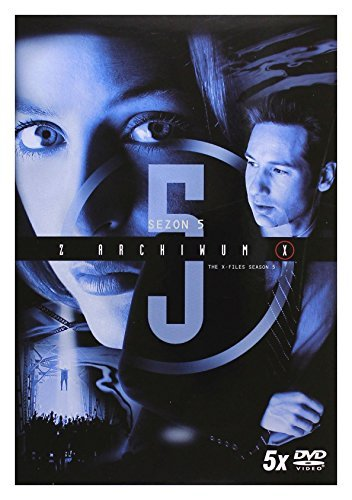 X Files, The (BOX) [Region 2] (English audio. English subtitles) by Gillian Anderson