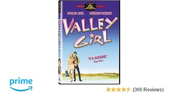 Amazon com: Valley Girl: Nicolas Cage, Deborah Foreman