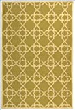 3' x 5' Rectangular Safavieh Area Rug DHU548A-3 Olive/Ivory Color Flatwoven India''Dhurries Collection''