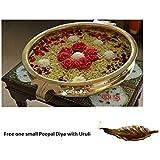 E-Handicrafts Uruli Decorative Bowl
