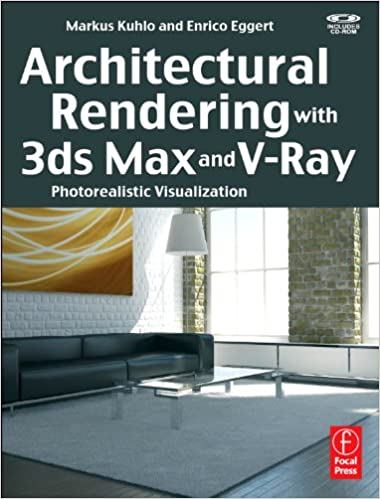 Amazon com: Architectural Rendering with 3ds Max and V-Ray