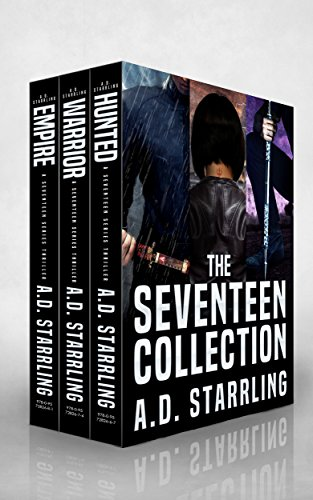 A must read for fans of action packed, supernatural thrillers:  The Seventeen Collection: 3 Seventeen Series Thrillers by AD Starrling
