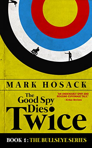 Bargain eBook - The Good Spy Dies Twice