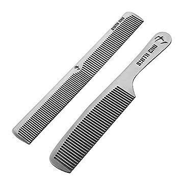 Amazoncom Smith Chu 2pcs Professional Salon Hair Comb Barber