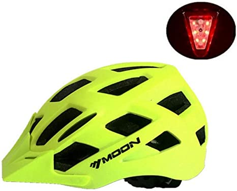 Casco de Bicicleta gradiente Todo Terreno con Visera Racing Road ...