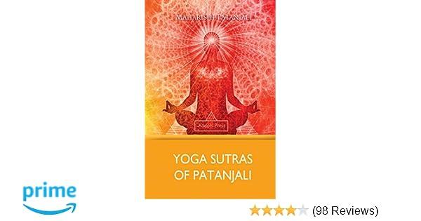 Yoga Sutras of Patanjali (Yoga Elements): Maharishi ...