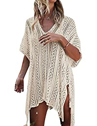 07a19bf6d2 Women's Summer Swimsuit Bikini Beach Swimwear Cover up