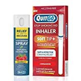QuitGo Dual Support Quit Kit with Smoke-Free Soft