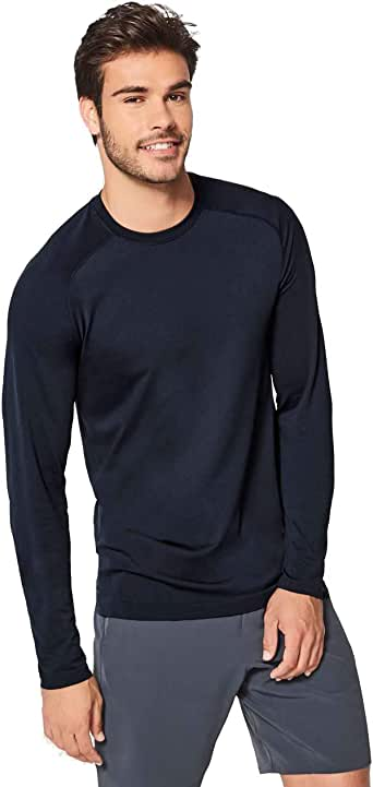 Lululemon - Men's Metal Vent Tech Long Sleeve at Amazon