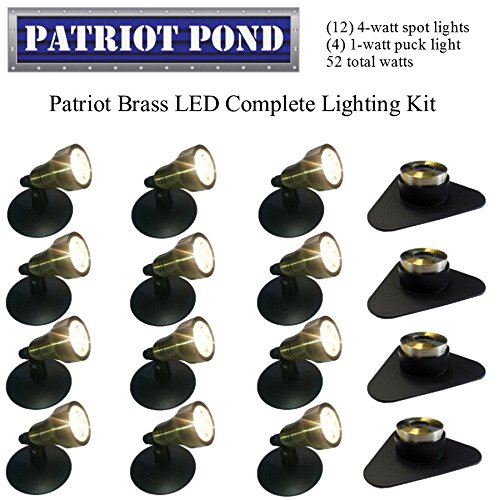 Patriot Lighting Landscape Lights