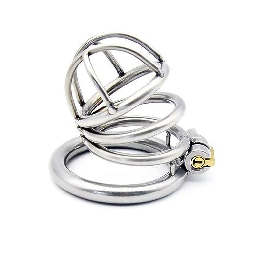Q-HL Dispositivos de castidad Cinturones de castidad Candado de ...