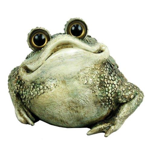 Croaking Frog (Michael Carr Designs 80063 Kenzie Croaker Outdoor)