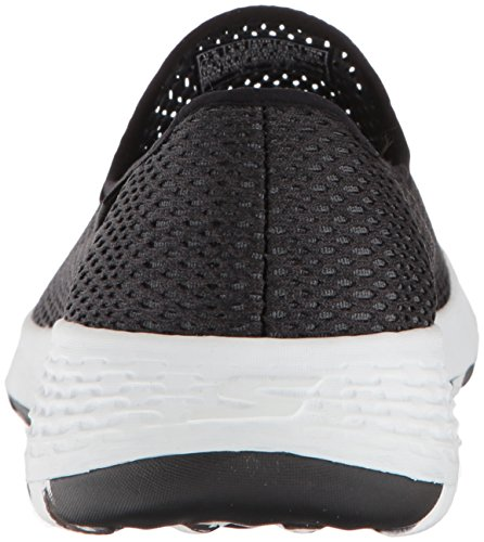 15650 Women's White Cool Walk Go Sneaker Black Skechers ZHoacKMgH