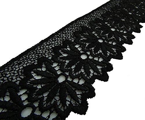 black dress trimmings - 7
