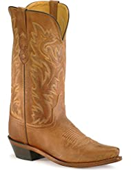 Old West Mens Contemporary Cowboy Boot - Smf7040